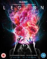 Legion: The Complete Season One DVD (2017) Dan Stevens cert 15 2 discs