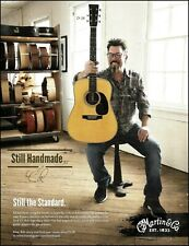 Martin D-28 handcrafted reissue acoustic guitar ad 2019 advertisement print
