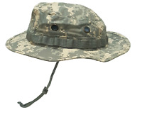 9bbf1b37920ee NEW GENUINE US ISSUE BOONIE HAT JUNGLE WOODLAND CAMO TYPE-III ...