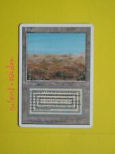 Scrubland / Steppa (ITA) - MtG Magic the Gathering Revised Edition - MP