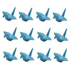 Wholesale Bulk 288x Porcelain Crane Chopsticks Rest Blue A11885-BL S2157x12x24