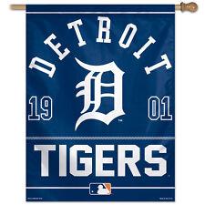 "Detroit Tigers Vertical Flag 27"" x 37"""