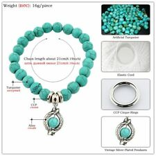 Vintage Turquoises Bracelets for Women Men