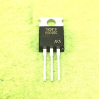 5PCS MBR2045CT B2045G 20A 45V Schottky Rectifier TO-220