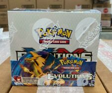 Pokemon Trading Card Game TCG XY Evolutions Booster Box BRAND FACTORY