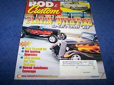 Rod & Customs  Magazine, Hot Rod,Rat Rod.Back Issue Nov. 2002