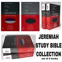 Christian Bibles Books The Jeremiah Study Bible NKJV Inspiration Spirituality