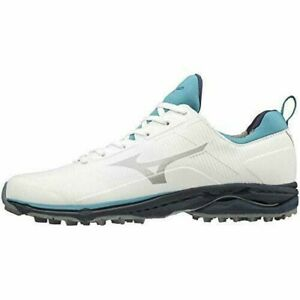 MIZUNO Golf Shoes WAVE CADENCE Wide Spikeless 51GM1970 White Sax US11(29cm)UK10