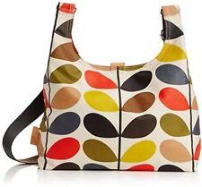 Etc Orla Kiely Da donna Classico Multi Stelo stampa Midi Sling Bag Multi