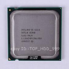 Intel Xeon X3210 SLACU LGA 775 2.13 GHz 1066 MHz Quad-Core CPU Processor