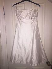 Women's Ivory Coast Dress Size 8 - Prom / Ball / Formal / Bridesmaid Dress