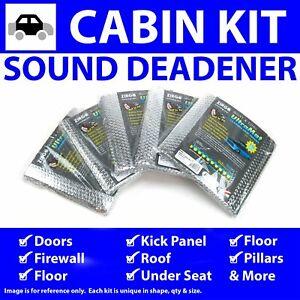 Heat & Sound Deadener for Mitsubishi  In Cabin Stg3 Kit
