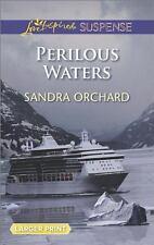 Perilous Waters (Love Inspired LP Suspense)