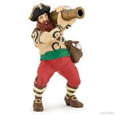 Pirat mit Kanone 9 cm Piraten und Korsaren Papo 39439