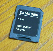 50-PACK Samsung adapter TF to SD , good for microSD used in  Tablet Galaxy NOTE