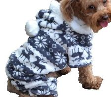 Maglione Cappottino Impermeabile per Cane Maglioncino Abbigliamento Taglia M