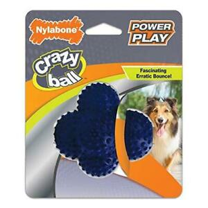 Nylabone Power Play Ball for Dogs Crazy Ball, Large