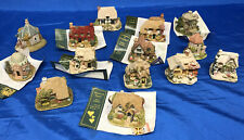 14 Lilliput Lane Small Cottages / Buildings incl. Christmas