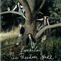 LARRIKIN LOVE the freedom spark (CD, album) indie rock, alternative rock, 2006,