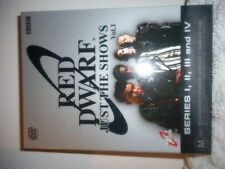 RED DWARF JUST THE SHOWS DVD BOXED SET