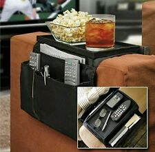 Chair Armchair Settee Sofa Remote Control Storage Holder Organiser Snack Tray