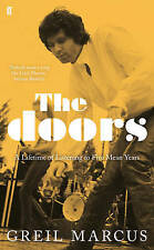 The Doors by Marcus, Greil published by Faber & Faber hardback with dust jacket
