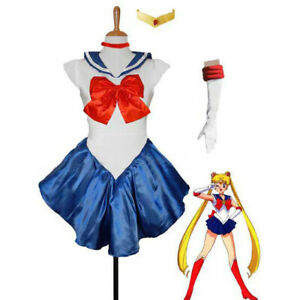 Blue Sailor Moon Costume