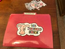 The Kangaroo Crew classification literacy Centers File Folder Games Kindergarten