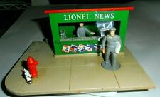 LIONEL No. 128 ANIMATED NEWSSTAND-ALL ORIGINAL+OB