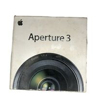 Apple Aperture 3 for Mac Retail Version 3.1