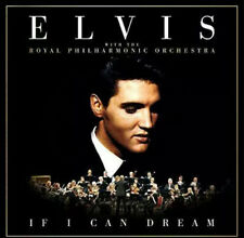 Elvis If I Can Dream CD - Royal Philharmonic Orchestra