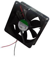 Ventilador para caja ordenador PC 12V 120x120x38mm 234,4m3/h 48dBA 3100rpm 24AWG