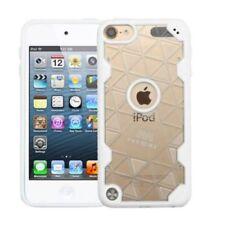 Carcasas MYBAT color principal blanco para teléfonos móviles y PDAs