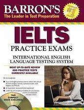 Barron's IELTS Practice Exams with Audio CDs : International English Language T…
