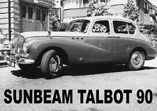 Sunbeam Talbot 90 Carpet Set  + other car makes