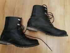 Airflex Leather Boots.  Fit Size 9 Australian. 7 UK.
