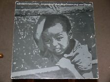 MENSEN WACHTEN LP ♬ Dutch Private Pres 70s WIERD XIAN FOLK/ROCK/CHOIR+BEAT GROUP