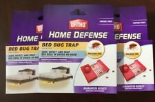 9X 2PACK Ortho Home Defense Bed Bug Trap (18 Traps Total) Brand New