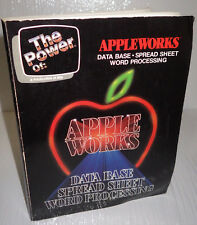 Rare--Power of Appleworks--Database, Spreadsheet, Word Processing--First Edition