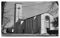 Real Photo Postcard Catholic Church in Woodland, California~122734