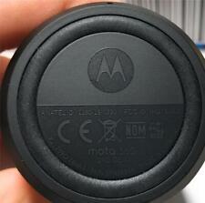 Motorola Wireless Charging Dock, For Motorola Moto 360, Black