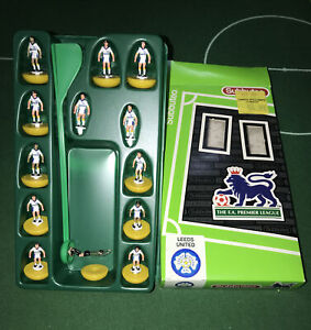 SUBBUTEO TEAM LW 63161 LEEDS UNITED PACKARD BELL LOGO   MINT IN MINT BOX