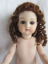 All Bisque Artist Primose Mignonette #3 Reproduction Kestner Doll 7""