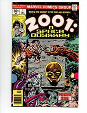"2001: A Space Odyssey #1 (Dec 1976, Marvel) VF/NM 9.0 ""KIRBY-C/A"""