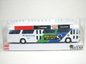 Fishbowl Metrobus Miami  Linie: 34  Ziel: Westchester  1:87 Busch