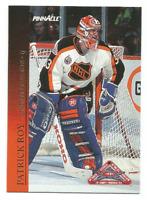 1993-94 Pinnacle All-Stars Canadian #18 Patrick Roy Montreal Canadiens