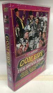 10 Movie Classic Comedy DVD Box Set - AusPost with Tracking