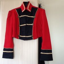 Ladies Bolero Jacket NWOT 'One Off' Steampunk/Circus/Cabaret/Pirate/Fancy Dress