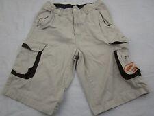 Kirra Men's Cargo Shorts 32  Beige