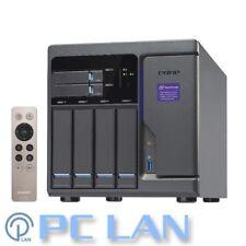 QNAP TVS-682-i3-8G 6 Bays NAS + 8TB 4x Seagate 2TB ST2000VN004
